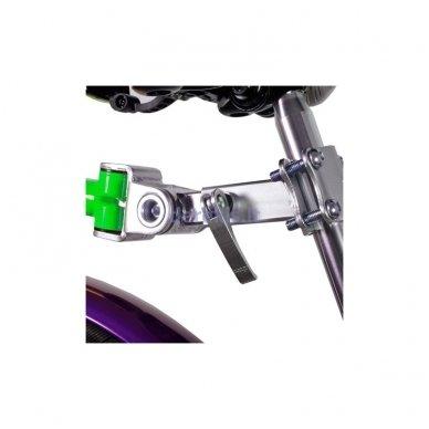 Prijungiamas dviratis WeeRide CO-PILOT Žalias 2