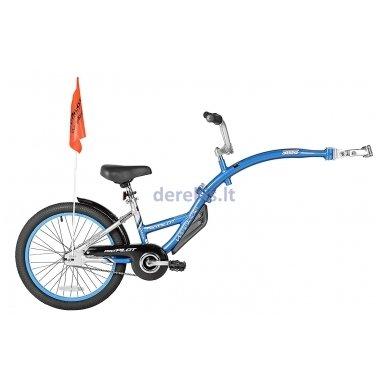 Prijungiamas dviratis WeeRide PRO-PILOT Mėlynas 2