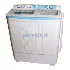 Pusiau automatinė skalbimo mašina SATURN ST-WK7605/6