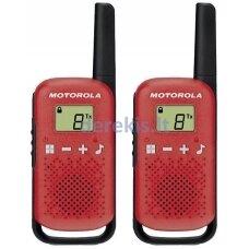 Motorola T42, Red