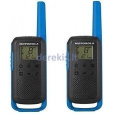 Radijo stotelė Motorola T62, Blue