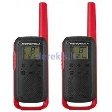 Motorola T62, Red