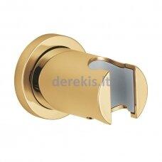 Rankinio dušelio laikiklis Grohe Rainshower 27074GL0, poliruotas aukso paviršius