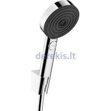 Rankinio dušo komplektas Hansgrohe Pulsify Select 24303000, chromo
