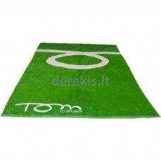 Rankšluostis Tom Caruso New Zeland Green 90x150cm