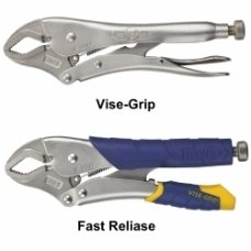 Replės Irwin VISE-GRIP 5CR125mm (29mm)