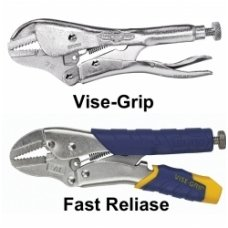 Replės Irwin VISE-GRIP FAST RELEASE 7R