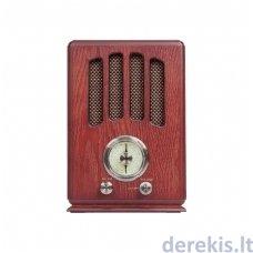 Retro radijo grotuvas Orava RR-20