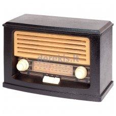 Retro radijo grotuvas Orava RR-52