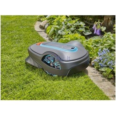 Robotas vejapjovė Gardena SILENO life 15101-35, 967845308 4