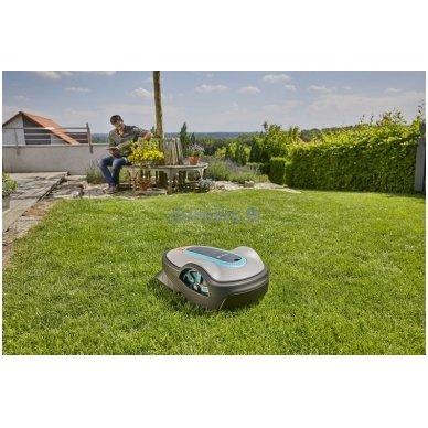 Robotas vejapjovė Gardena SILENO life 15102-35 5