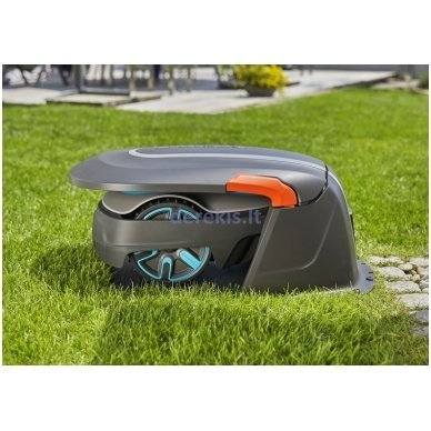 Roboto vejapjovės garažas Gardena 15020-20 4