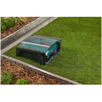 Roboto vejapjovės Indego garažas Bosch 06008B0500 3