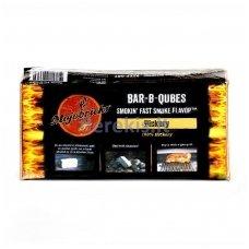 """Rūkymo briketai """"Mojobricks Bar-B-Cubes"""", Hickory"""