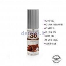 S8 Chocolate oralinis lubrikantas (50 ml)