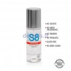 S8 šildantis lubrikantas (125 ml)