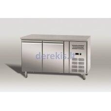 Šaldymo stalas - šaldytuvas Scandomestic BK 122-1