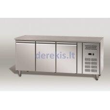 Šaldymo stalas - šaldytuvas Scandomestic BK 123-1