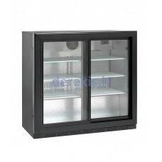 Šaldytuvas - vertikali vitrina Scandomestic SC 209 SL