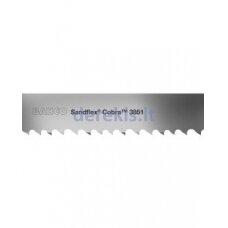 Sandflex® Cobra™ Bahco juostinis pjūklas metalui 3851-34-1.1-5/8-4100mm