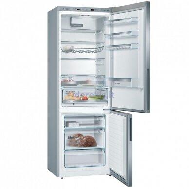 Šaldytuvas Bosch KGE49AICA  2