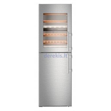 Šaldytuvas su vyno skyriumi Liebherr SWTNes 4285 2