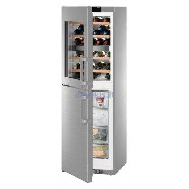 Šaldytuvas su vyno skyriumi Liebherr SWTNes 4285 3