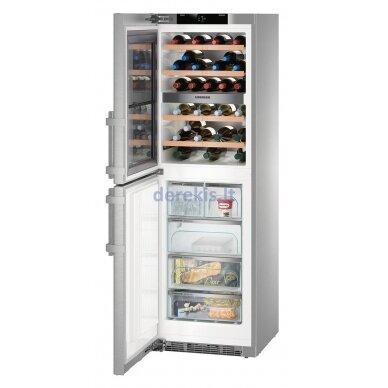 Šaldytuvas su vyno skyriumi Liebherr SWTNes 4285 7