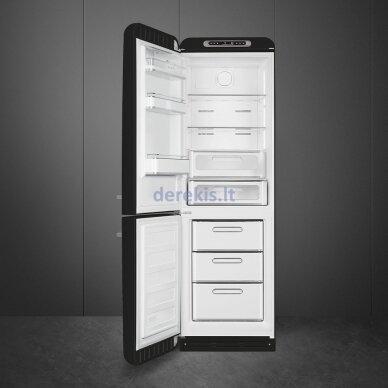 Šaldytuvas Smeg FAB32LBL5 10