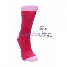 Sexy Socks Cocky kojinės moterims (36-41 dydis)