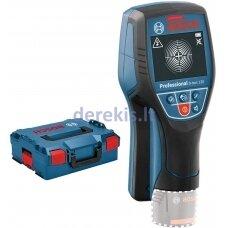 "Sienų skeneris Bosch ""Wallscanner D-tect 120 Professional 601081308"