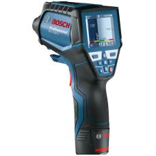 Šilumos detektorius BOSCH GIS 1000 C Professional + lagaminas L-Boxx, 0601083300