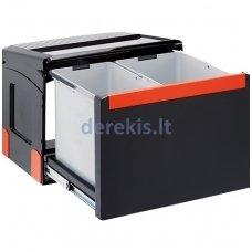 Šiukšliadėžė FRANKE Cube 50, 134.0055.292