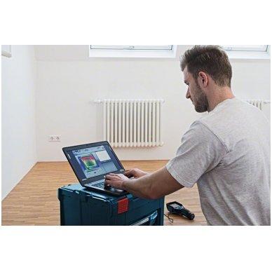 Šiluminė kamera Bosch GTC 400 Professional, 0601083101 3