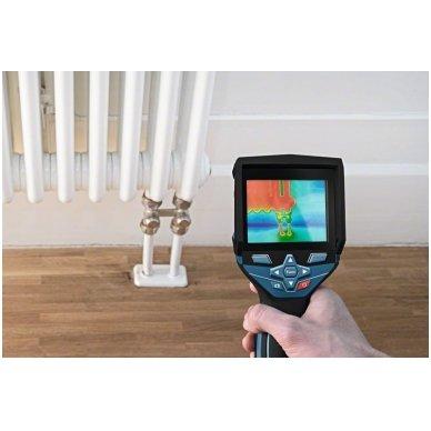 Šiluminė kamera Bosch GTC 400 Professional, 0601083101 5