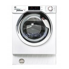 Įmontuojama skalbimo mašina su džiovinimo funkcija Hoover HBDO485TAMCE/1-S