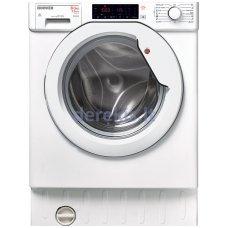 Įmontuojama skalbimo mašina su džiovinimo funkcija Hoover HBWDO 8514THC-S