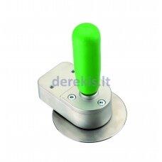 Skardos lenkimo diskas.  Lenkimo kampas 90° -180°, lenkiamo kampo skardos plotos 8mm.-40mm.