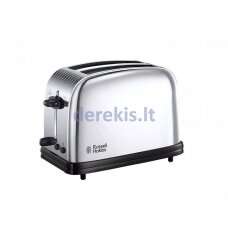 """Skrudintuvas Russell Hobbs """"Chester Classic Polished 2 slices"""" 23311-56"""