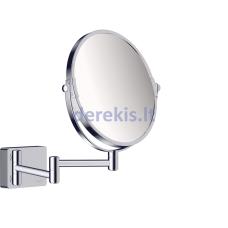 Skutimosi veidrodis Hansgrohe AddStoris, 41791000, chromas