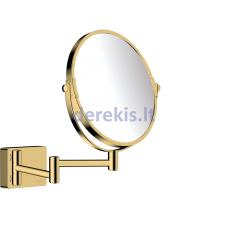 Skutimosi veidrodis Hansgrohe AddStoris, 41791990, poliruotas auksas