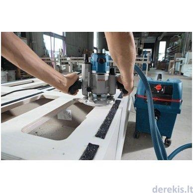 Skysčių ir sausų dulkių siurblys Bosch GAS 25 L SFC Professional, 0601979103 2