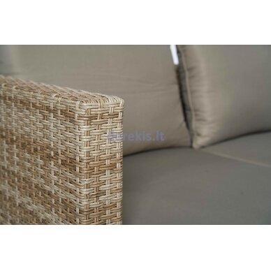 Sodo baldų komplektas Domoletti Sicily Brown J5063 3