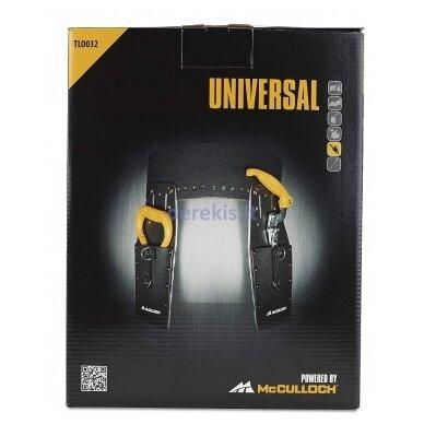 Sodo įrankių diržas McCulloch Universal TLO032 Tool Belt Kit 5
