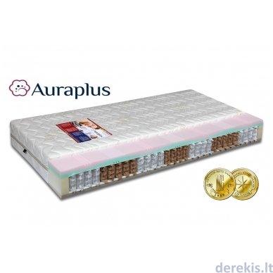 Spyruoklinis Pocket čiužinys Auraplus Duetas