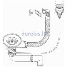 Ekscentrinis ventilis SS-002V/AQF-002