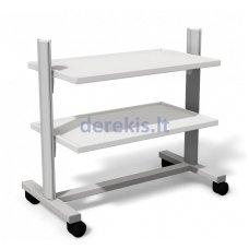 Stalas su ratukais medicininiams įrankiams Juventas STA 07