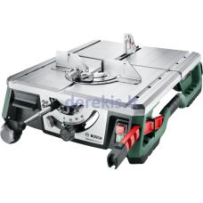 Stalinės pjovimo staklės Bosch AdvancedTableCut 52 0603B12000 (Bazinis)