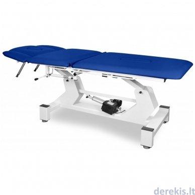 Stacionarus masažo stalas Juventas skirtas masažo ir reabilitacinėms terapijoms NSR F 2