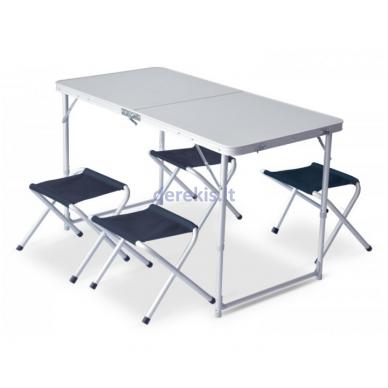 Stovyklavimo stalas Pinguin TABLE SET
